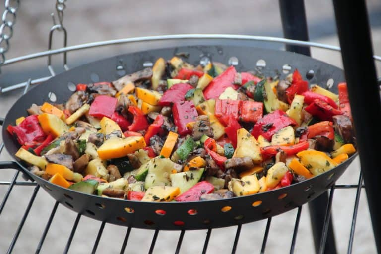 Barbecue Vegetables Grill  - Leo_65 / Pixabay