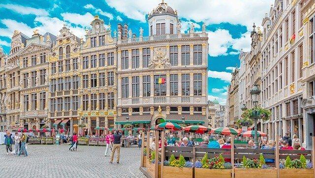 בריסל בלגיה ביום אחד