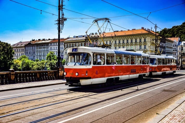Prague Tram Traffic Europe Gleise  - Ödeldödel / Pixabay