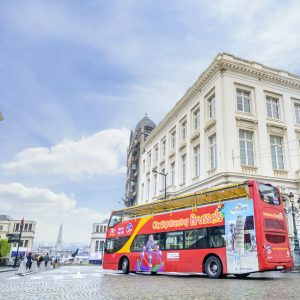 Hop-on Hop-off Bus Brussels