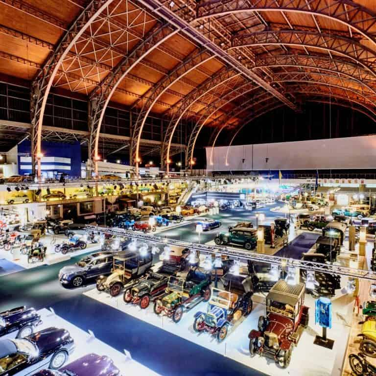 מוזיאון הרכבים בבריסל