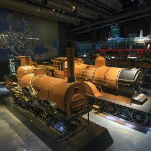 מוזיאון הרכבות של בריסל
